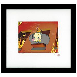 Dumbo Cel - Lets Go