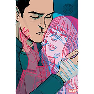 Marvels Agents of S.H.I.E.L.D. Love In The Time of Hydra Print - Limited Edition