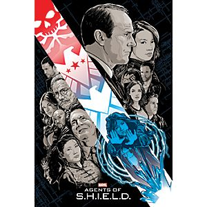 Marvels Agents of S.H.I.E.L.D. S.O.S. - Part Two Print - Limited Edition