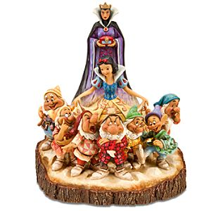 The One That Started Them All Snow White and the Seven Dwarfs Figurine by Jim Shore