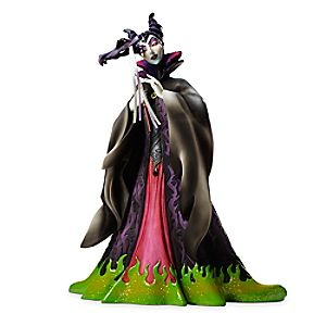 Maleficent Masquerade Couture de Force Figurine by Enesco