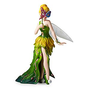 Tinker Bell Masquerade Couture de Force Figurine by Enesco