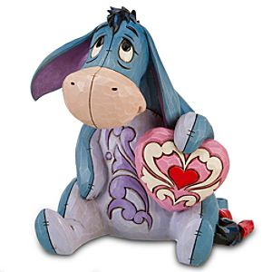 You Are Loved Eeyore Figurine by Jim Shore