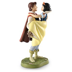 Snow White and the Prince Figure - WDCC