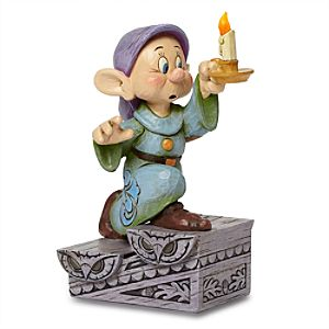 Dopey A Light in the Dark Light-Up Figure by Jim Shore