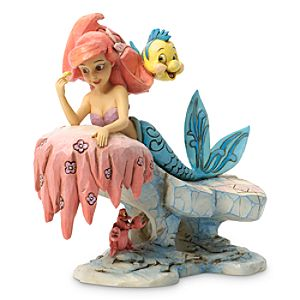 Ariel Dreaming Under the Sea Figure by Jim Shore