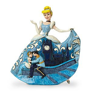 Cinderella Fairytale Ending Figure by Jim Shore