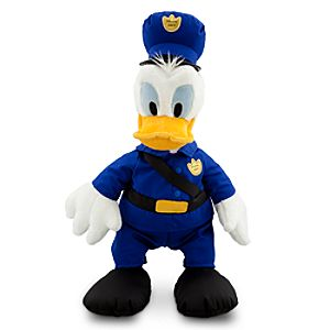 New York Donald Duck Plush Toy -- 18 H