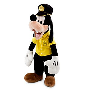 New York Goofy Plush Toy -- 19 H