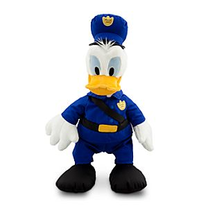 New York Donald Duck Plush Toy -- 14 H