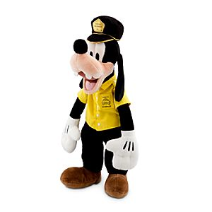 New York Goofy Plush Toy -- 13 H