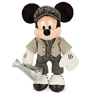 Mickey Mouse Movie Director Plush - Walt Disney Studios - 16