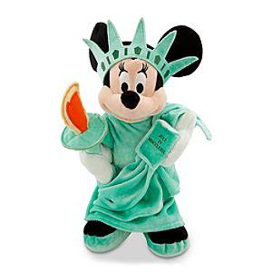 Minnie Mouse Plush - New York - 13