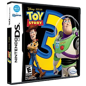 Toy Story 3 The Video Game for Nintendo DS