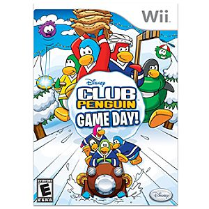 Pre-Order Club Penguin Game Day! for Nintendo Wii