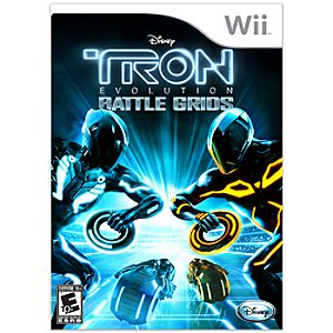 Pre-Order TRON: Evolution for Nintendo Wii