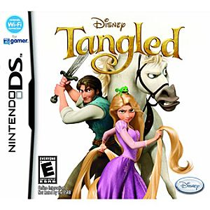 Pre-Order Disney Tangled: The Video Game for Nintendo DS