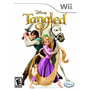 Pre-Order Disney Tangled: The Video Game for Nintendo Wii