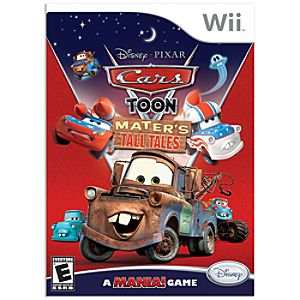 Cars Toon: Maters Tall Tales for Nintendo Wii