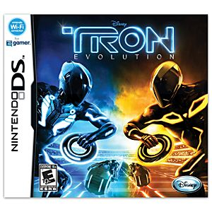 Pre-Order TRON: Evolution for Nintendo DS
