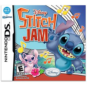 Disney Stitch Jam for Nintendo DS