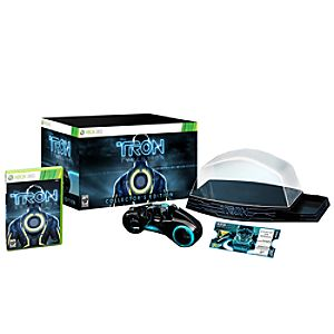 Pre-Order TRON Evolution Collectors Edition for Xbox 360