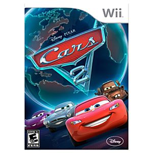 Cars 2: The Video Game for Nintendo Wii
