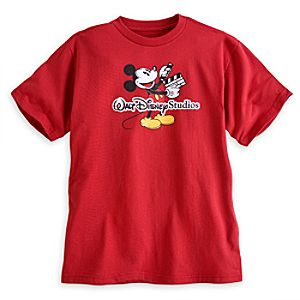 Mickey Mouse Tee for Boys - Walt Disney Studios