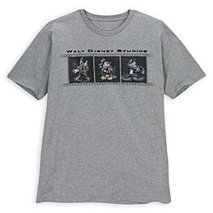 Film Cells Walt Disney Studios Tee for Men -- Made with Organic Cotton
