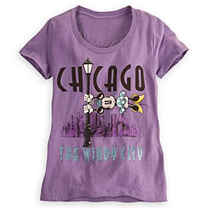 Minnie Mouse Tee for Women - Chicago