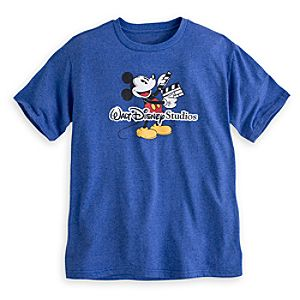 Mickey Mouse Tee for Adults - Walt Disney Studios