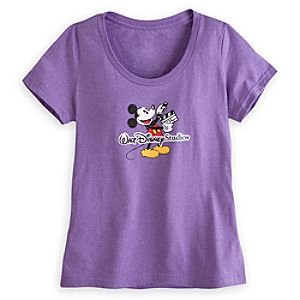 Mickey Mouse Tee for Women - Walt Disney Studios