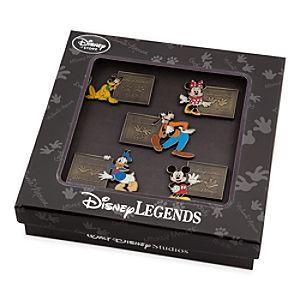 Disney Legends Pin Set - 5-Pc.