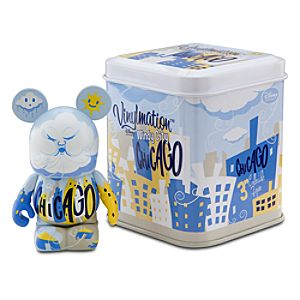 Vinylmation Windy City Chicago Figure -- 3