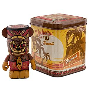 Vinylmation Hawaii Tiki Figure -- 3