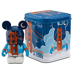Day and Night San Francisco Vinylmation -- 3