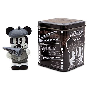 Vinylmation 3 Figure - Director Mickey Mouse - Walt Disney Studios