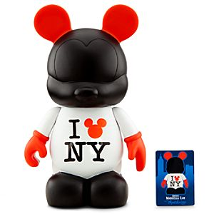 Vinylmation New York Series 9 Figure -- I Mickey NY