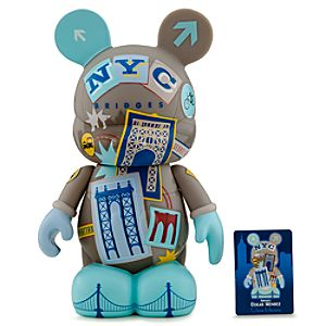 Vinylmation New York Series 9 Figure -- NYC Bridges