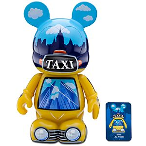 Vinylmation New York Series 9 Figure -- Hey Taxi