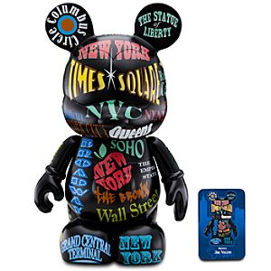 Vinylmation New York Series 9 Figure -- New York New York