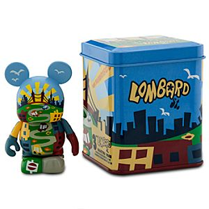 Vinylmation Lombard Street San Francisco Figure -- 3