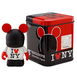 Vinylmation New York I Mickey NY Figure -- 3