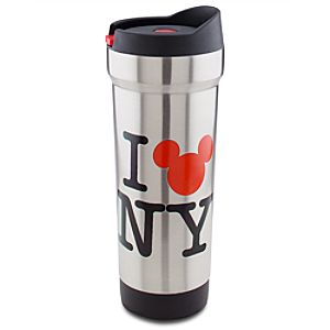 New York I Mickey NY Mickey Mouse Travel Mug