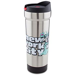 New York City Minnie Mouse Travel Mug