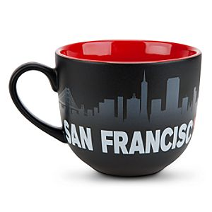 Mickey Mouse Icon Mug - San Francisco