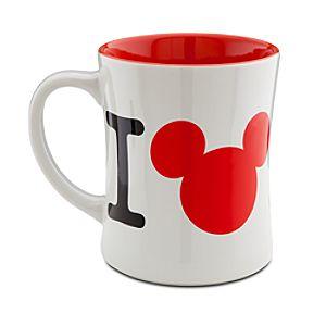 I MICKEY NY Mickey Mouse Mug