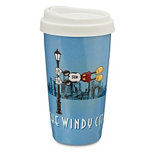 Mickey Mouse Travel Tumbler - Chicago