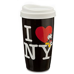 Mickey Mouse Travel Tumbler - New York