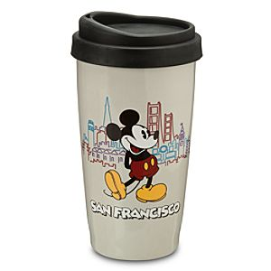 Mickey Mouse Travel Tumbler - San Francisco